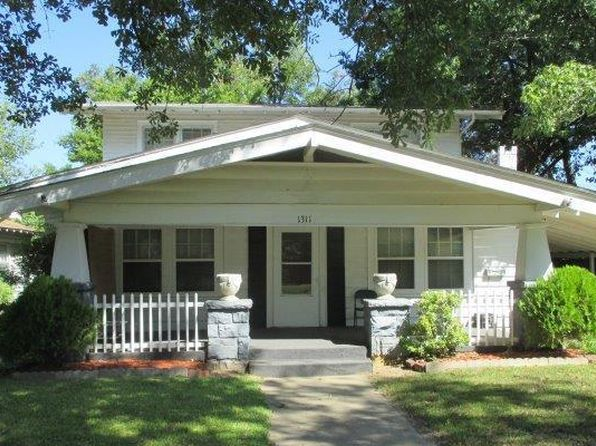 3 bed 2 bath Single Family at 1311 E 9th St Okmulgee, OK, 74447 is for sale at 58k - 1 of 22