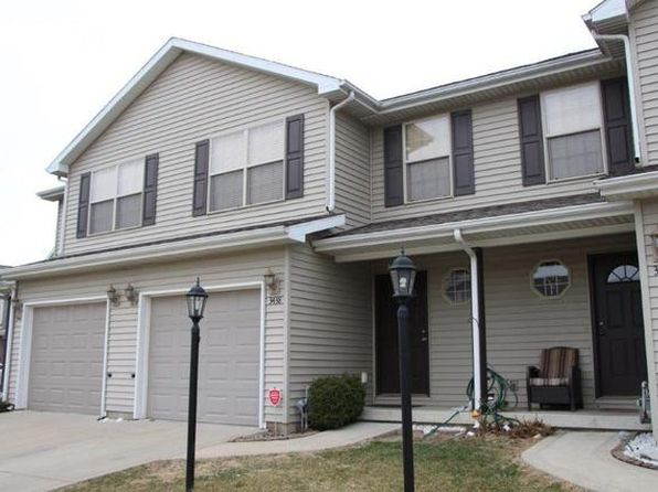 3 bed 3 bath Townhouse at 3438 Stoneway Ct Champaign, IL, 61822 is for sale at 122k - 1 of 16
