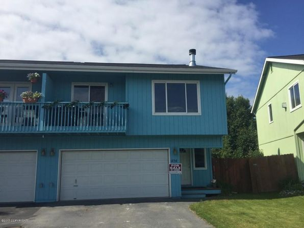 3 bed 2 bath Condo at 1836 Wildberry Loop Anchorage, AK, 99502 is for sale at 240k - 1 of 19