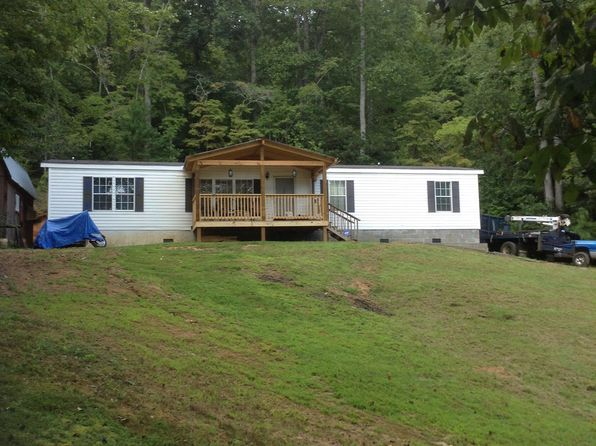 4 bed 2 bath Mobile / Manufactured at 1317 Echo Valley Rd Franklin, NC, 28734 is for sale at 99k - 1 of 11
