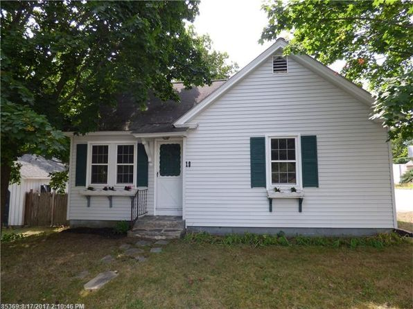 3 bed 1 bath Single Family at 19 Church St Gorham, ME, 04038 is for sale at 200k - 1 of 10