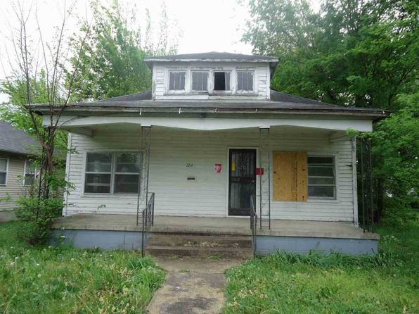 2 bed 1 bath Single Family at 1214 Park Ave Paducah, KY, 42001 is for sale at 6k - 1 of 13