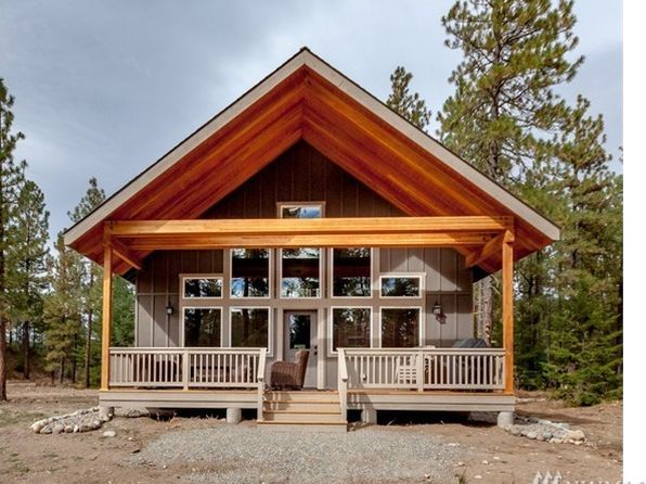 4 bed 1.75 bath Single Family at 2 Paintbrush Ln Ronald, WA, 98940 is for sale at 450k - 1 of 17
