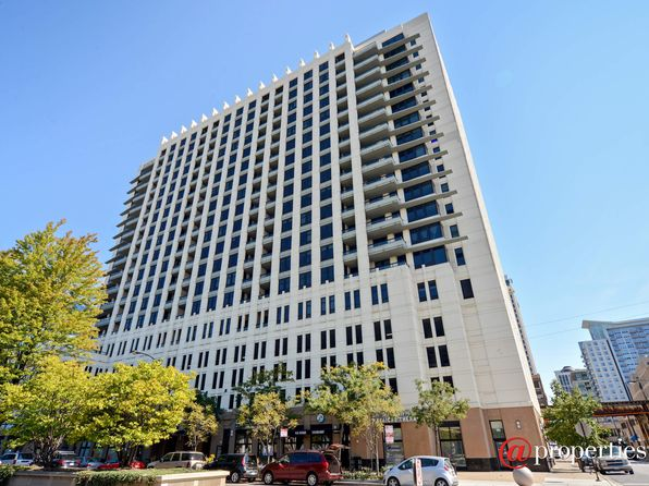 1 bed 1 bath Condo at 1255 S State St Chicago, IL, 60605 is for sale at 275k - 1 of 10