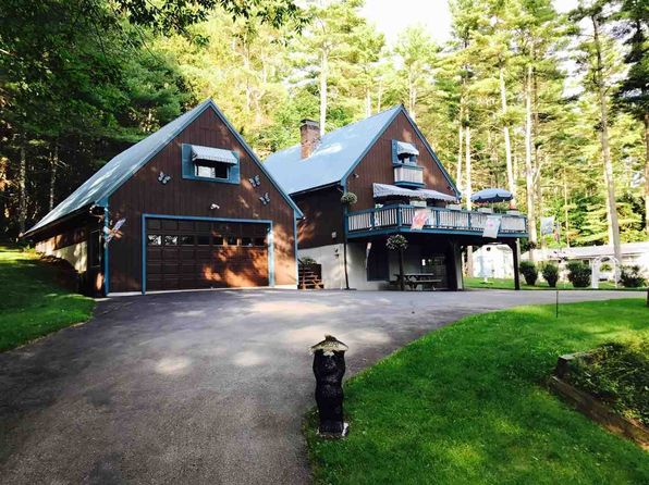 3 bed 0.75 bath Single Family at 239 Governor Wentworth Hwy Mirror Lake, NH, 03853 is for sale at 285k - 1 of 25