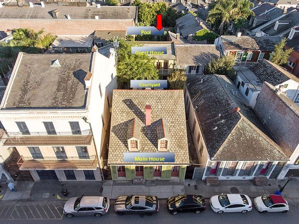 4 bed 4 bath Single Family at 1120 Bourbon St New Orleans, LA, 70116 is for sale at 1.99m - 1 of 32