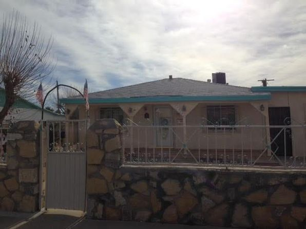 4 bed 2 bath Single Family at 7504 MONTERREY DR EL PASO, TX, 79915 is for sale at 117k - 1 of 24