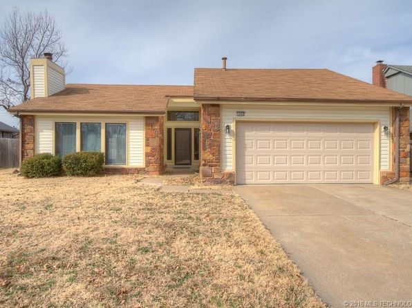 3 bed 2 bath Single Family at 1522 S Nyssa Pl Broken Arrow, OK, 74012 is for sale at 152k - 1 of 13