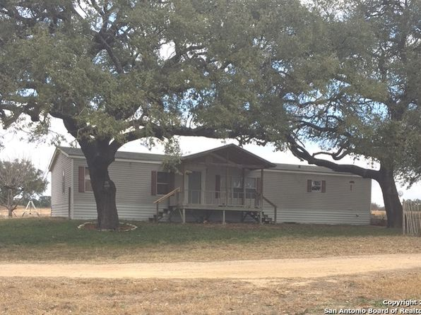 4 bed 2 bath Mobile / Manufactured at 859 County Road 6612 Devine, TX, 78016 is for sale at 150k - 1 of 24