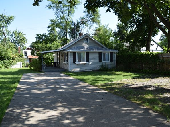 2 bed 1 bath Single Family at 2828 Beland Ave Keego Harbor, MI, 48320 is for sale at 90k - google static map