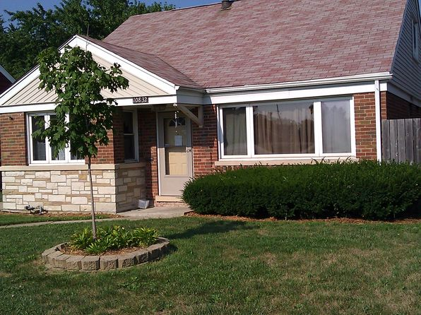 4 bed 1 bath Single Family at 10832 S Pulaski Rd Oak Lawn, IL, 60453 is for sale at 150k - google static map