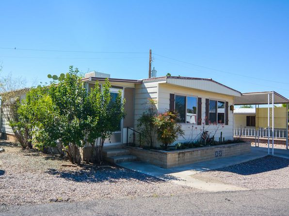 2 bed 2 bath Mobile / Manufactured at 5349 W Tumbling F St Tucson, AZ, 85713 is for sale at 55k - 1 of 16