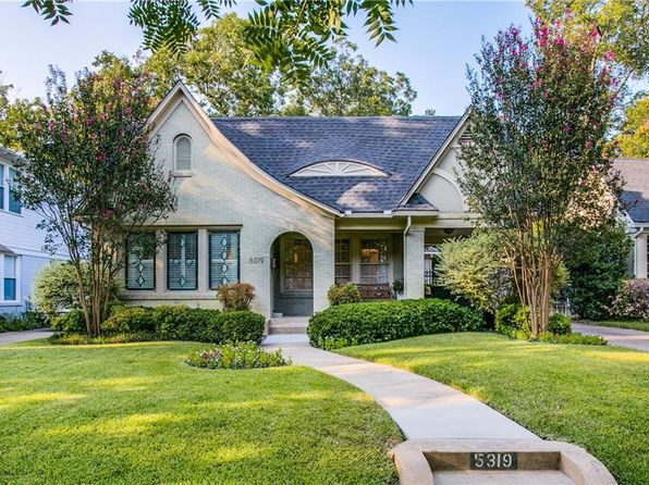 3 bed 2 bath Single Family at 5319 Vanderbilt Ave Dallas, TX, 75206 is for sale at 545k - 1 of 25