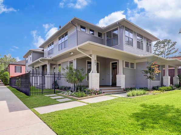 3 bed 3 bath Townhouse at 803 Kipling St Houston, TX, 77006 is for sale at 819k - 1 of 30