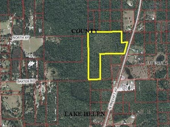 null bed null bath Vacant Land at  N PREVATT AVE LAKE HELEN, FL, 32744 is for sale at 229k - google static map
