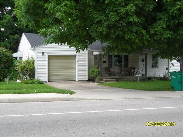 2 bed 1 bath Single Family at 806 E Lawn Ave Urbana, OH, 43078 is for sale at 90k - google static map