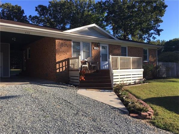 3 bed 2 bath Single Family at 478 Palmer Rd Lexington, NC, 27292 is for sale at 115k - 1 of 17