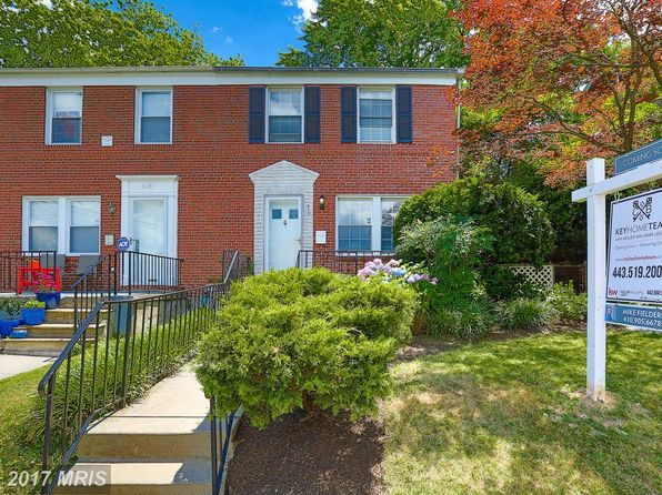 3 bed 2 bath Single Family at 413 Croydon Rd Baltimore, MD, 21212 is for sale at 210k - 1 of 60