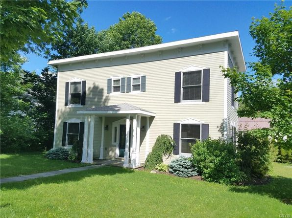 4 bed 3 bath Single Family at 60 Lincklaen St Cazenovia, NY, 13035 is for sale at 349k - 1 of 25