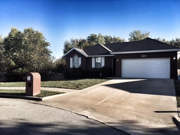 4 bed 3 bath Single Family at 802 S Creekwood Ct Nixa, MO, 65714 is for sale at 182k - 1 of 44
