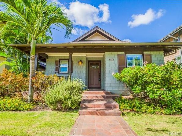 3 bed 2 bath Single Family at 91-2107 Kamakana St Ewa Beach, HI, 96706 is for sale at 695k - 1 of 18