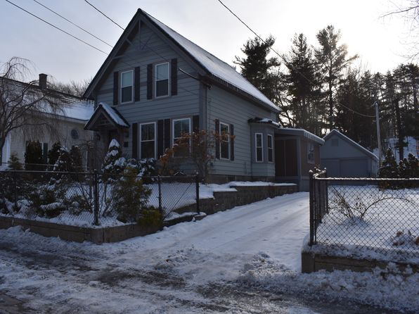 4 bed 2 bath Single Family at 314 Milford St Manchester, NH, 03102 is for sale at 295k - 1 of 4