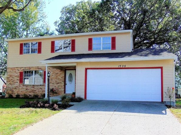 4 bed 3 bath Single Family at 1735 Nestling Dr Columbus, OH, 43229 is for sale at 180k - 1 of 29