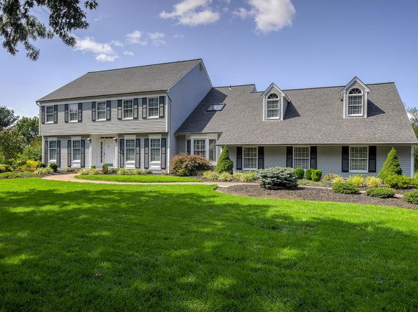 4 bed 3 bath Single Family at 19 Parkview Rd Cranbury, NJ, 08512 is for sale at 950k - 1 of 21