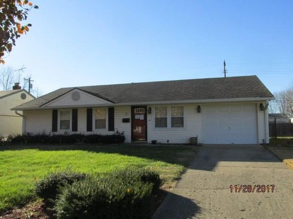 4 bed 1 bath Single Family at 1506 Roberts Rd Franklin, IN, 46131 is for sale at 85k - 1 of 15