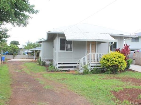 3 bed 2 bath Single Family at 1249B Ihiihi Pl Wahiawa, HI, 96786 is for sale at 500k - 1 of 15