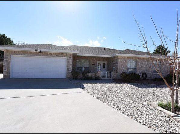 4 bed 2 bath Single Family at 11816 PUEBLO SEGURO WAY EL PASO, TX, 79936 is for sale at 225k - 1 of 30