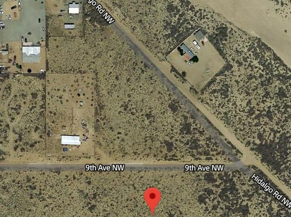 null bed null bath Vacant Land at 1106 9th NW Ave Rio Rancho, NM, 87124 is for sale at 6k - google static map