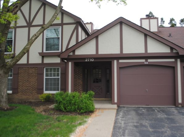 2 bed 1 bath Condo at 2710 Northampton Dr Rolling Meadows, IL, 60008 is for sale at 170k - google static map