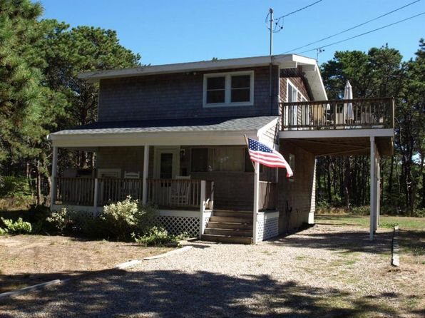 3 bed 1 bath Single Family at 7 Arrowhead Rd North Truro, MA, 02666 is for sale at 500k - 1 of 18