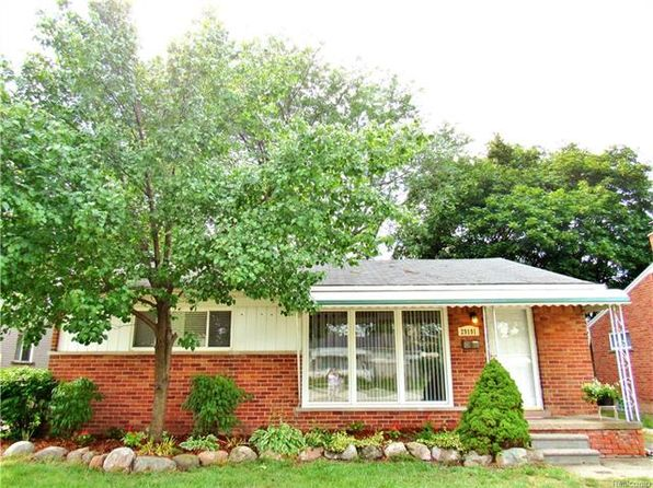 3 bed 2 bath Single Family at 29191 Mark Ave Madison Heights, MI, 48071 is for sale at 168k - 1 of 22
