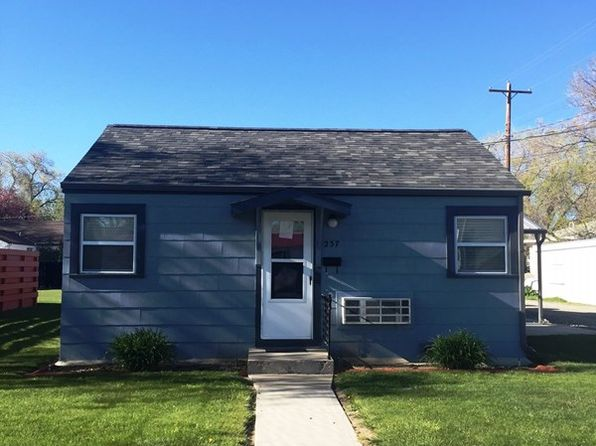 1 bed 1 bath Single Family at 237 W 1ST ST POWELL, WY, 82435 is for sale at 88k - 1 of 5