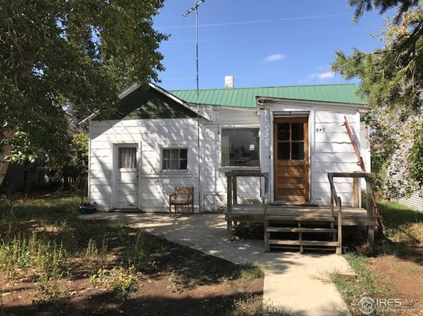 4 bed 2 bath Single Family at 640 Main St Walden, CO, 80480 is for sale at 88k - 1 of 11