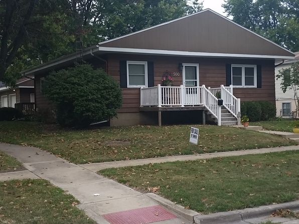 3 bed 2 bath Single Family at 500 E Sycamore St Normal, IL, 61761 is for sale at 130k - google static map