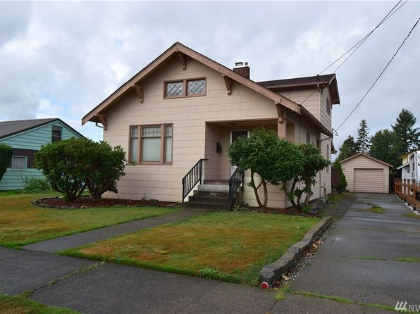 3 bed 1.75 bath Single Family at 1872 Lafromboise St Enumclaw, WA, 98022 is for sale at 320k - 1 of 14