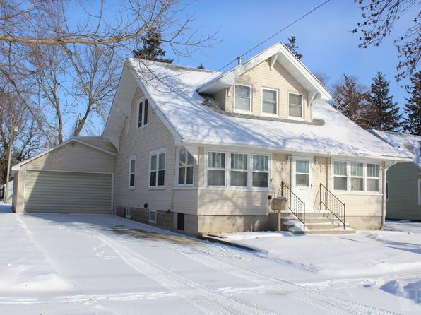 3 bed 2 bath Single Family at 640 W 8th St Garner, IA, 50438 is for sale at 100k - google static map