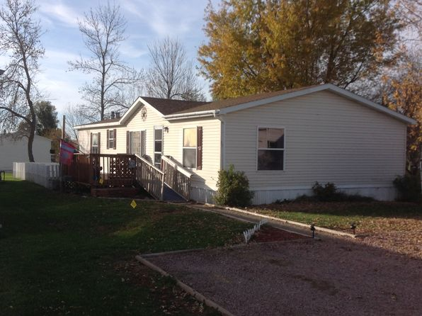 3 bed 2 bath Mobile / Manufactured at 210 Dows St Garretson, SD, 57030 is for sale at 53k - 1 of 24