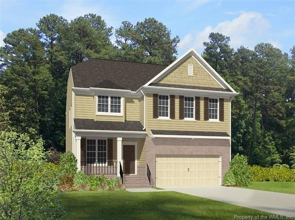 4 bed 2.1 bath Single Family at 3615 Hickory Neck Blvd Toano, VA, 23168 is for sale at 295k - google static map