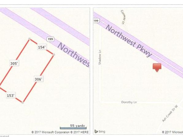 null bed null bath Vacant Land at 2033 Northwest Pkwy Azle, TX, 76020 is for sale at 125k - google static map