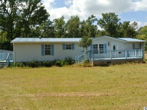 3 bed 2 bath Mobile / Manufactured at 5009 Murray Johnson Rd Conway, SC, 29526 is for sale at 120k - 1 of 25