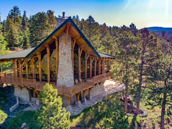 3 bed 4 bath Single Family at 122 Vail Loop Angel Fire, NM, 87710 is for sale at 1.48m - 1 of 48