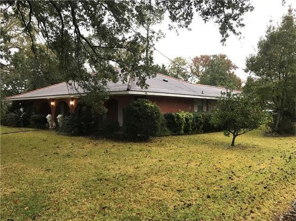 4 bed 3 bath Single Family at 604 Oak St Norco, LA, 70079 is for sale at 249k - 1 of 14