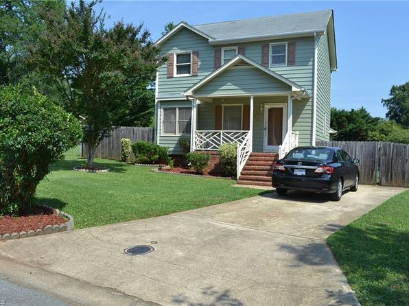 3 bed 2 bath Single Family at 14 Lord Foxley Ct Greensboro, NC, 27405 is for sale at 105k - 1 of 28