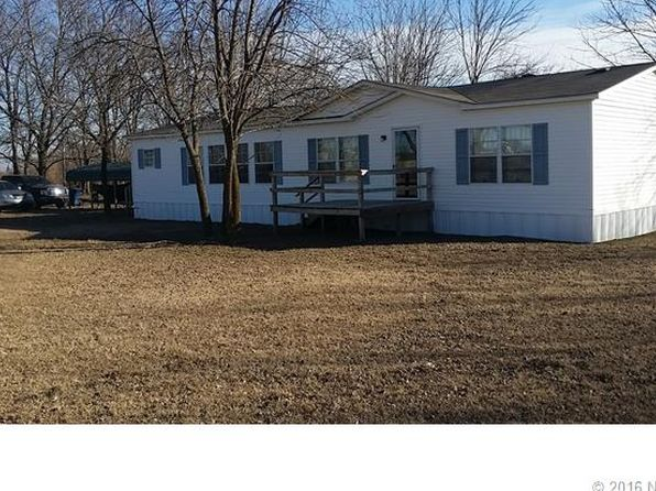 3 bed 2 bath Single Family at 16198 E Dara Dr Inola, OK, 74036 is for sale at 73k - 1 of 22