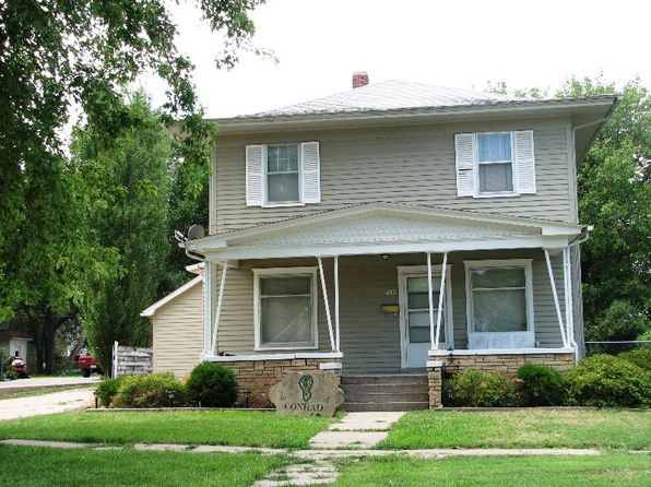 4 bed 2 bath Single Family at 819 State St Larned, KS, 67550 is for sale at 86k - 1 of 5