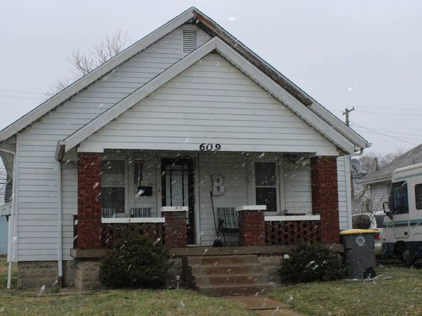 2 bed 1 bath Single Family at 609 E 2nd St Seymour, IN, 47274 is for sale at 55k - google static map